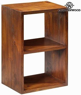Bücherregal mit 2 bÃden - Serious Line Kollektion by Craftenwood