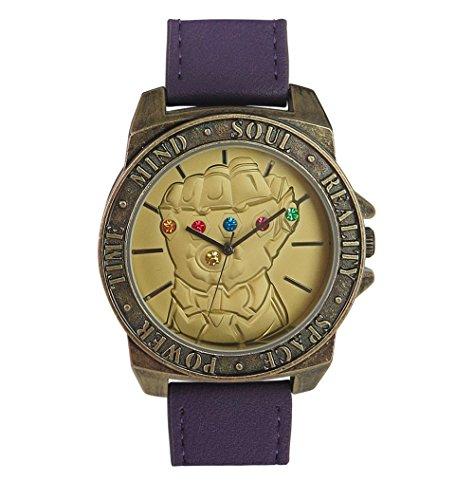Infinity - Reloj de pulsera con correa ajustable