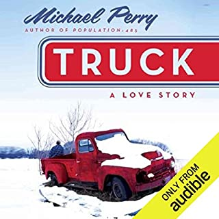 Truck audiobook cover art