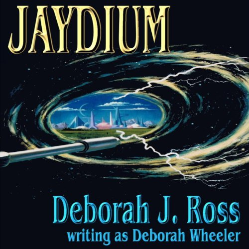 Jaydium audiobook cover art