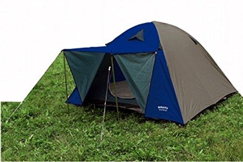 scoprega cortina Igloo de acampada Sirio IV Quattro Plazas. Tienda de playa, de camping, de playa, de montaña. 220x 260x 150cm