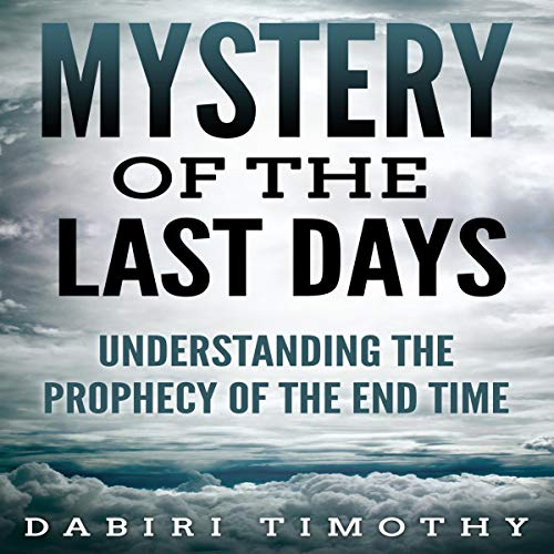 Mystery of the Last Days audiobook cover art
