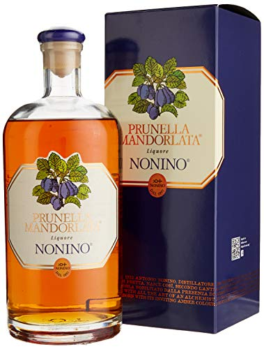 Nonino Prunella Mandorlata Mandel Pflaumenlikör 33% vol. (1 x 0.7 l)