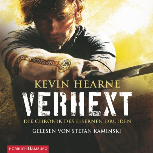 Verhext audiobook cover art