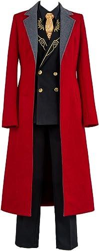 Fate Gründ Order FGO Ruler Amakusa Shirou Tokisada Anzug Cosplay Kostüm Rot Herren Ma fertigung