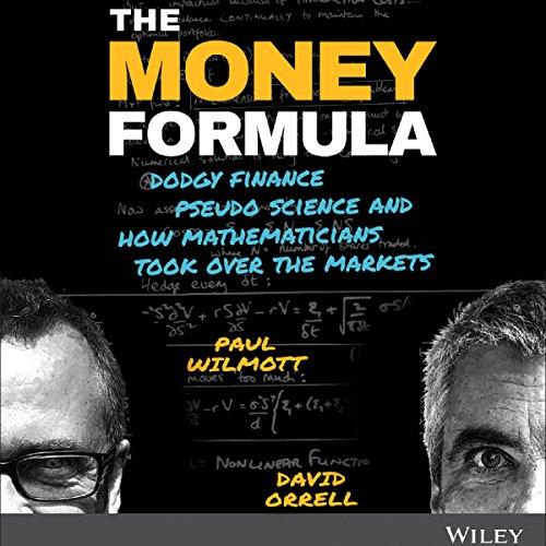 The Money Formula audiobook cover art