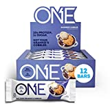 ONE Protein Bars, Blueberry Cobbler, Gluten Free Protein Bars with 20g Protein and only 1g Suga…