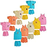 25%cotton 75%polyester Specially for New born babies
