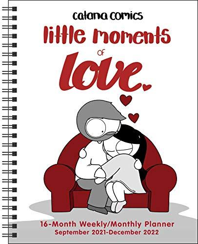 Catana Comics: Little Moments of Love 16-Month 2021-2022...