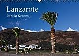 Lanzarote (Wandkalender 2019 DIN A3 quer): Insel der Kontraste (Monatskalender, 14 Seiten )