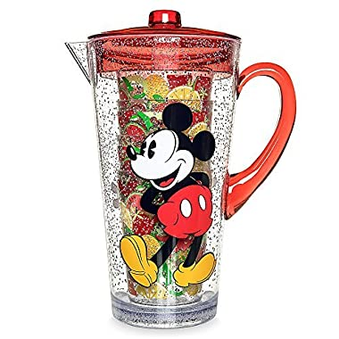 Disney Mickey and Minnie Mouse Pitcher Set - Summer Fun