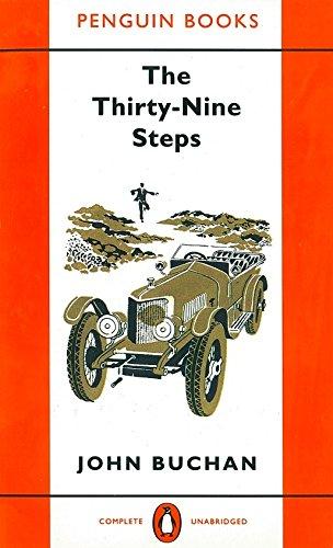 The Thirty-Nine Steps (Classic Crime)
