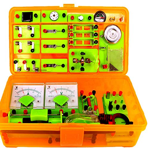 Vinbcorw Science Project Learning Kit |,Orange