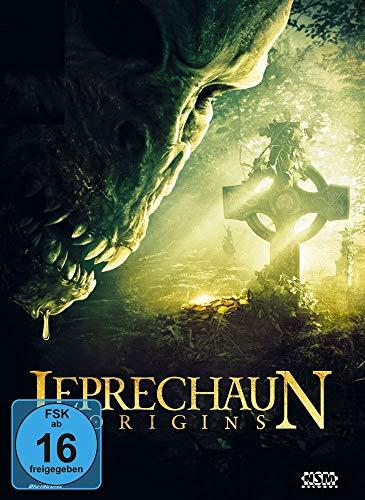 Leprechaun Origins [Blu-Ray+DVD] - uncut - auf 750 limitiertes Mediabook Cover B [Limited Collector's Edition]