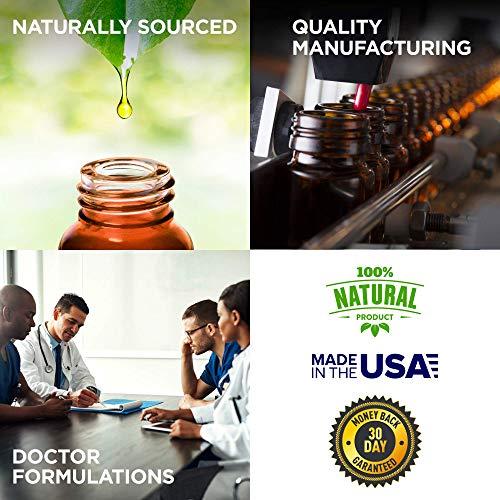 Magnesium Citrate - Magnesium Citrate Capsules 400 milligrams - Pure Magnesium Supplement 100 - Non-GMO - Made in the USA (180 capsules)