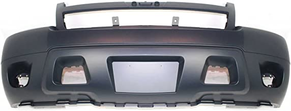 Front BUMPER COVER Primed for 2007-2014 Chevrolet