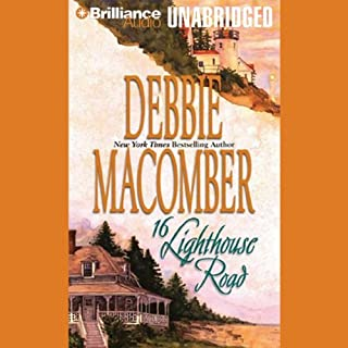16 Lighthouse Road audiobook cover art
