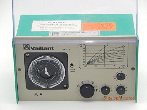 VAILLANT VRC-CB Compaktregler Heizungregelung Analogschaltuhr
