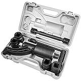 Stark Torque Multiplier Labor Saving Lug Nut Wrench W/ 4 Cr-v Socket 5400NM Lugnut Wrench Cheater Wrench w/Case