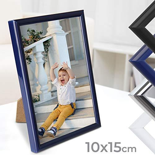 Jago - Marco para Fotos Azul de 10 x 15 cm