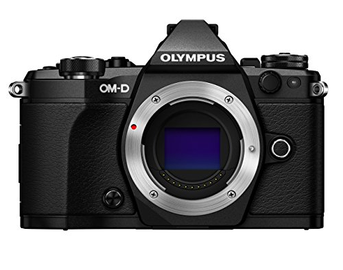 "Olympus OM-D E-M5 Mark II MILC 16.1MP 4/3"" Live MOS 4608 x 3456Pixel Nero - Fotocamera digitale (16.1 MP, 4608 x 3456 pixel, Live MOS, Full HD, Touch screen, Nero)"