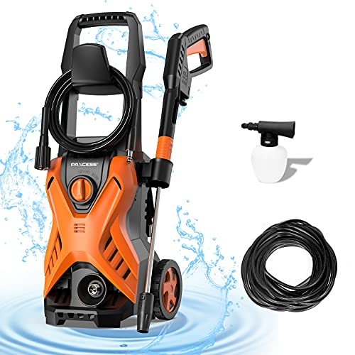 PAXCESS Electric Pressure Power Washer 1500W 420L/H Portable Jet...