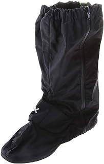 Homyl 1 par de capas para sapatos de motocicleta, botas impermeáveis para motociclistas - M