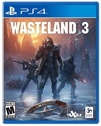 Wasteland 3 PlayStation 4 for 34.00