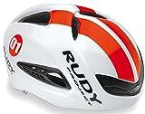 Rudy Project Boost 01 - Casco de Bicicleta - Blanco Contorno de la Cabeza 54-58 cm 2019