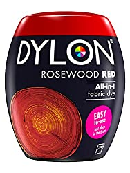 DYLON Fabric Dyes are the easy way to add colour to your home and wardrobe. From all colours bright and beautiful to rich and intense shades The all-in-1 formula can revive or change the colour of your clothes and soft furnishings with ease, providin...
