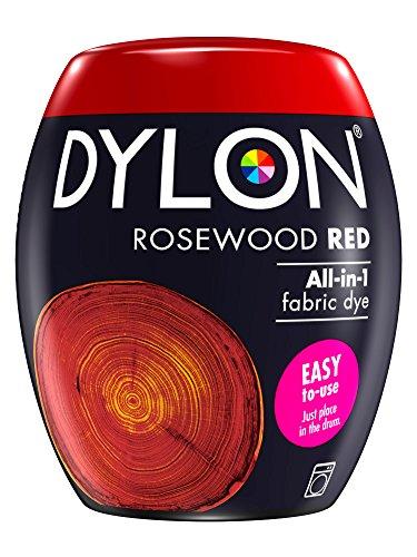 Dylon Maschine Dye Pod, Palisander-Rot, 8.5 x 8.5 x 9.9 cm