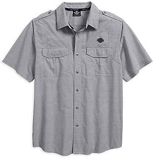 Best harley davidson button up short sleeve shirts Reviews