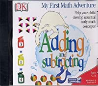 DK My First Math Adventure (輸入版)