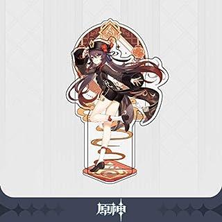 【原神】公式グッズ 璃月港シリーズ キャラクターアクリルスタンド Genshin (胡桃)