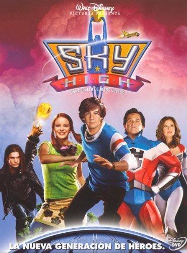 Sky High: Una Escuela De Altos Vuelos [DVD]