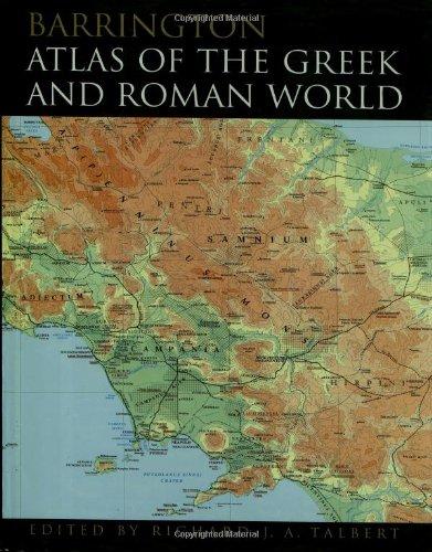 Barrington Atlas of the Greek and R…