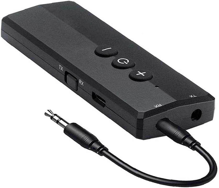 Audio Receiver Transmitter 3 in 1 Wireless Excellence C Adapter mm Max 59% OFF with 3.5