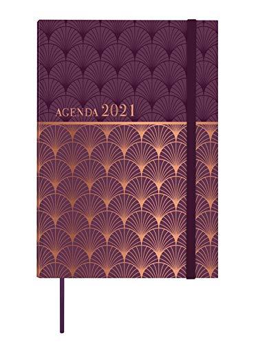 Finocam - Agenda 2021 1 Día página Dynamic Berlín Mosaic Español - 145 x 210 mm