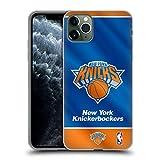 Head Case Designs sous Licence Officielle NBA Banner 2019/20 New York Knicks Coque en Gel Doux...