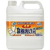 スマイルチョイス 濃縮タイプ食器洗い洗剤 業務用4L 1箱3個