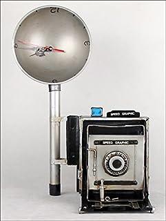 GFEI Camara fotografica nostálgico de hierro modelo de simulación / accesorios muebles de metal artes decorativas y artesanía