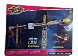 Fast Lane Mega Crane - Crane Only by Toys R Us