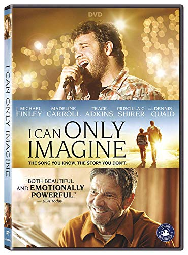 I Can Only Imagine DVD Region 1