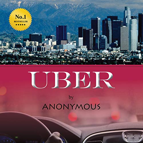 UBER audiobook cover art