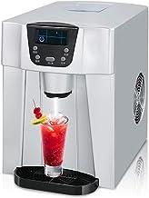 Ice Maker machine comptoir d'accueil, Glaçons Prêt 6 minutes 15 kg de glace / 24 heures, Timing Fonction, automatique de l...