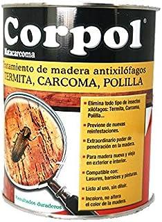 CORPOL - Insecticida Carcoma Lata Corpol 5 L