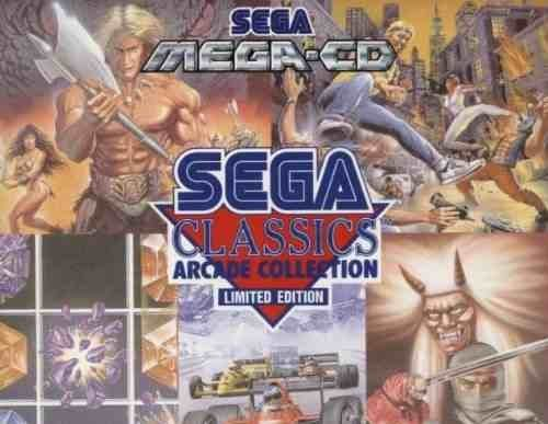 Sega Classics Arcade Collection Limited Edition - SEGA CD