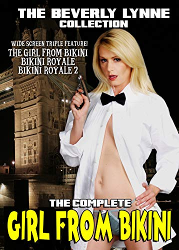 """THE BEVERLY LYNNE COLLECTION - THE COMPLETE """"GIRL FROM BIKINI"""""""