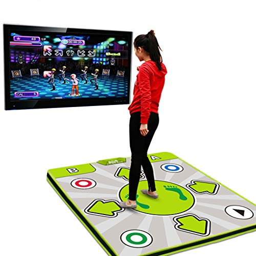 Dance Rug HD Game Console Wireless Lose Weight Run Silicone Massager 29 Games, anti-slip, HD-kwaliteit, Family Game