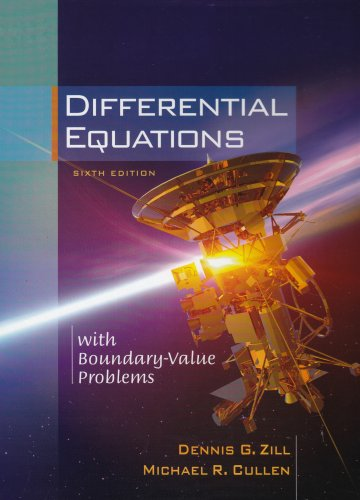 Differential Equations with Boundary-Value Problems (with CD-ROM and iLrn Tutorial)